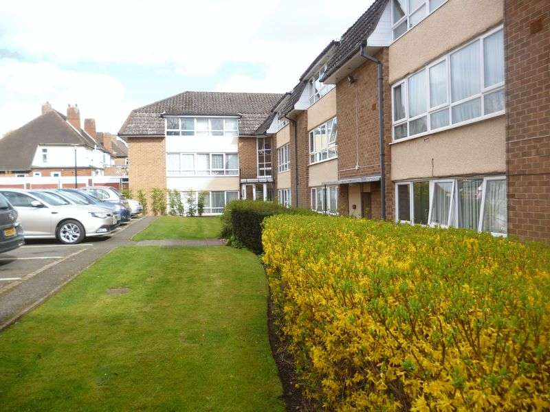 1 Bedroom Flat for sale in Lordswood Square, Harborne B17 - 1 Bedroom 2nd floor flat