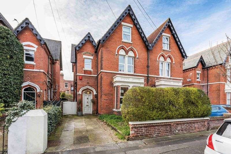 5 Bedrooms Semi Detached House for sale in St. Davids Road, Southsea
