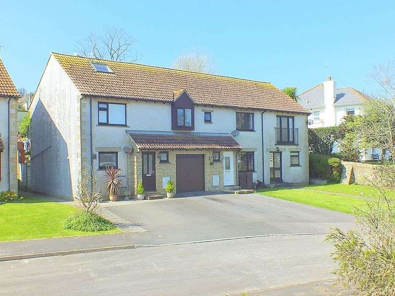 3 Bedrooms Terraced House for sale in Kidmore Close, Charmouth DT6 6RT