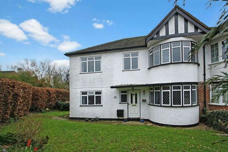 4 Bedrooms Semi Detached House for sale in Westover Road, High Wycombe
