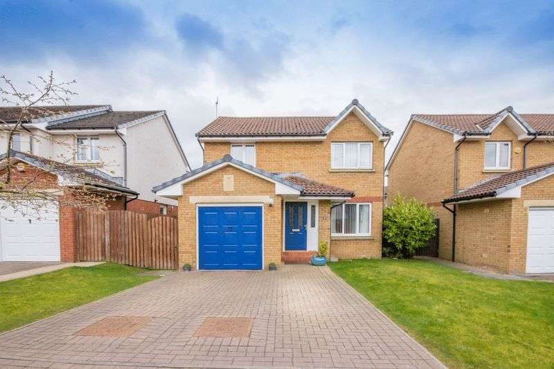 3 Bedrooms Detached House for sale in Goulden Place, Dunfermline