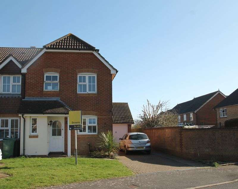 3 Bedrooms Terraced House for sale in Hawkinge