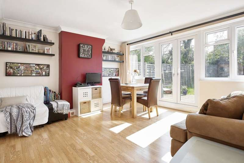 2 Bedrooms House for sale in Thornton Road, Balham, SW12