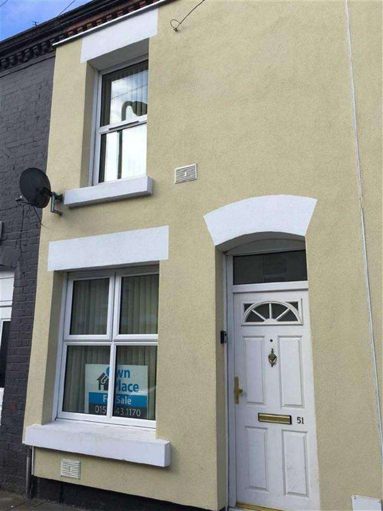 Terraced House for sale in Grange Street, Liverpool