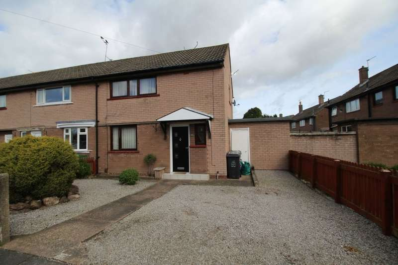 3 Bedrooms Property for sale in Newlaithes Avenue, Carlisle, CA2