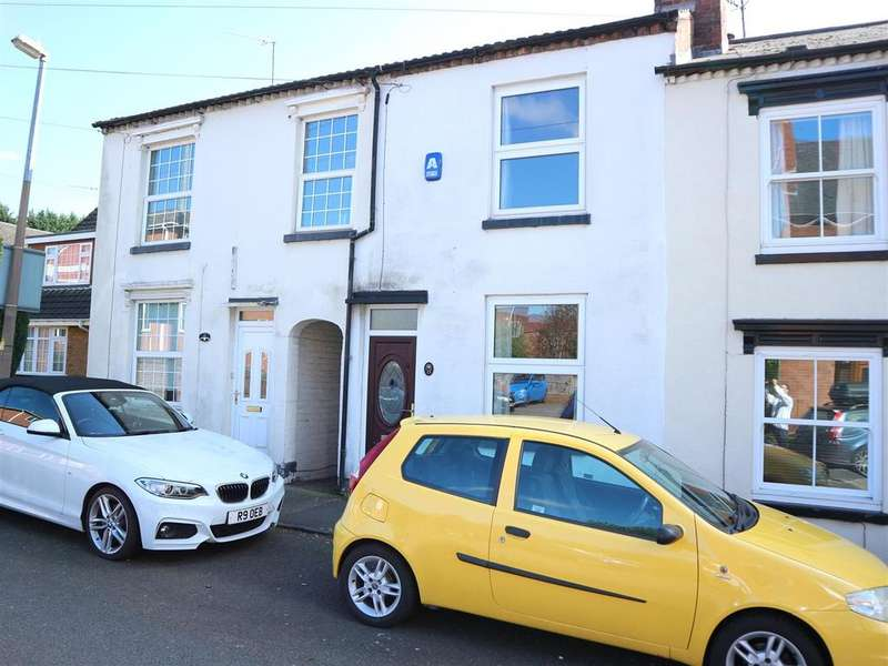 2 Bedrooms Terraced House for sale in Hill Street, Stourbridge