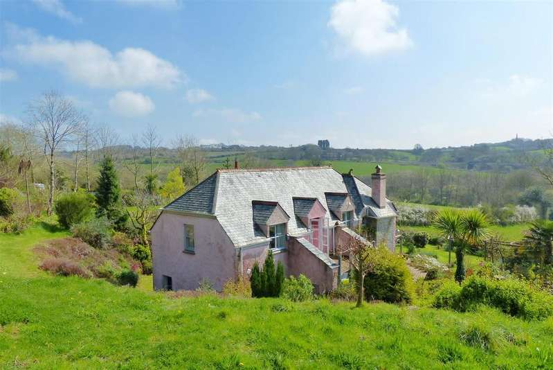4 Bedrooms Cottage House for sale in Coombe