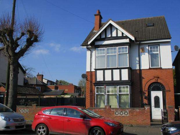 5 Bedrooms Detached House for sale in Windsor Avenue Leicester