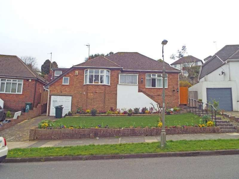 5 Bedrooms Detached House for sale in Valley Drive Brighton East Sussex BN1