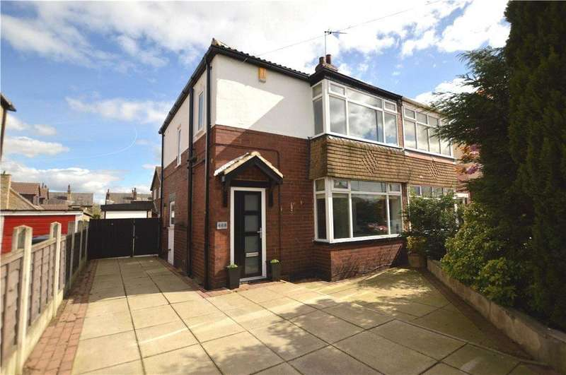 3 Bedrooms Semi Detached House for sale in Leeds Road, Robin Hood, Wakefield, West Yorkshire