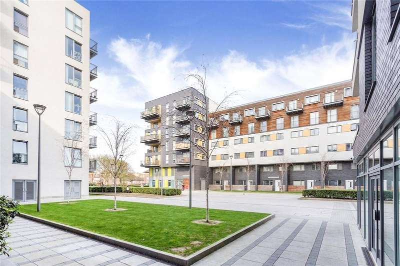 2 Bedrooms Flat for sale in Wilson Tower, 16 Christian Street, London, E1