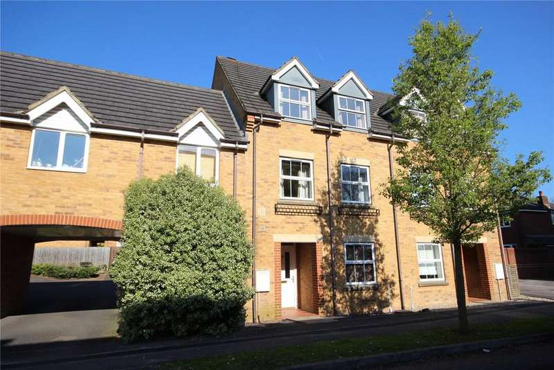3 Bedrooms Terraced House for sale in Champs Sur Marne, Bradley Stoke, Bristol, BS32