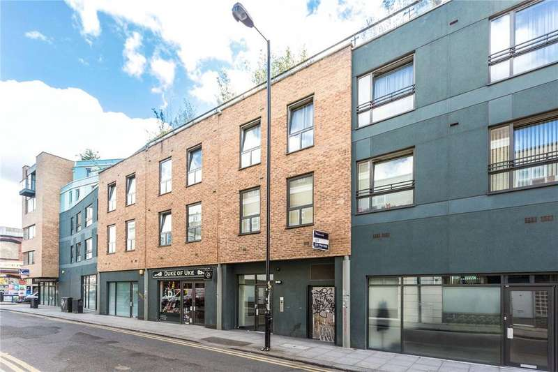 1 Bedroom Flat for sale in Cheshire Street, London, E2