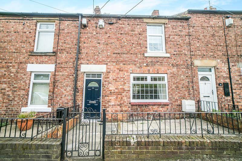2 Bedrooms Property for sale in Runhead Terrace, Ryton, NE40