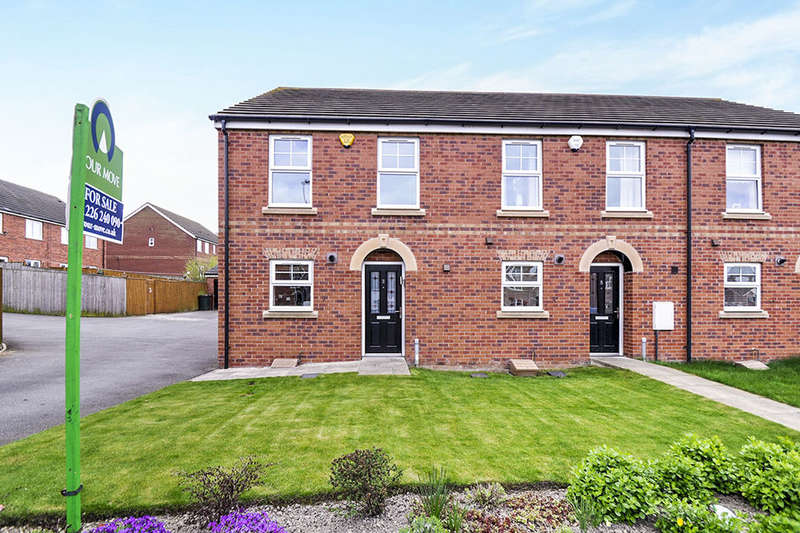 3 Bedrooms Property for sale in Kingsway, Grimethorpe, Barnsley, S72