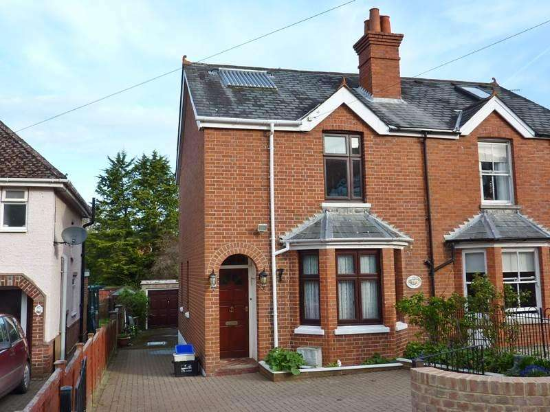 3 Bedrooms Semi Detached House for sale in WARGRAVE