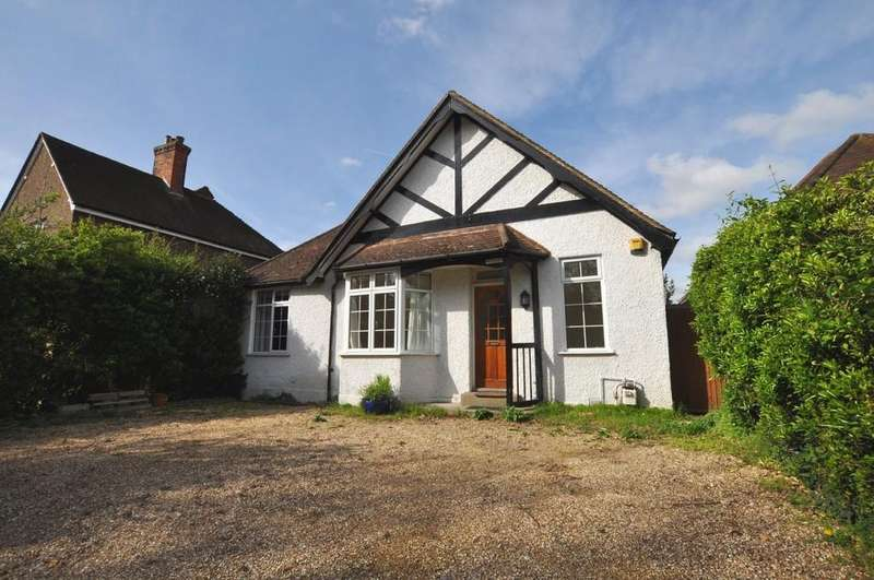 5 Bedrooms Detached Bungalow for sale in Ridgemount, Guildford