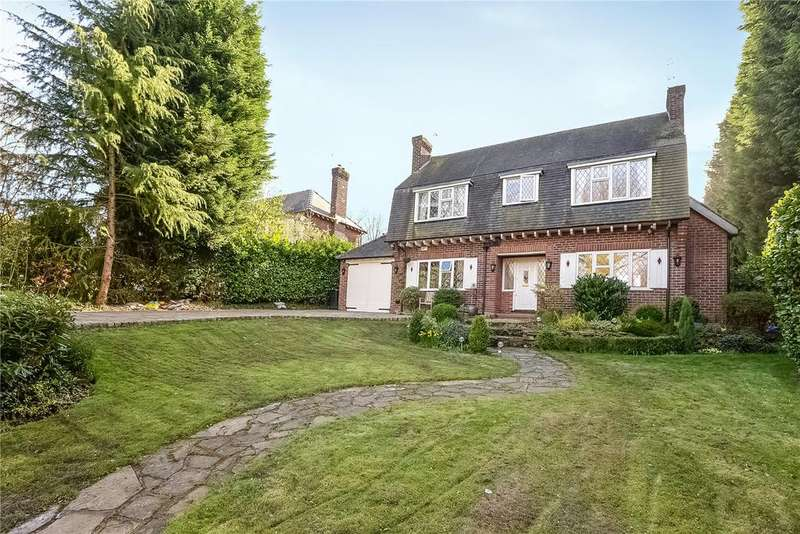 4 Bedrooms Detached House for sale in Handforth Road, Wilmslow, Cheshire, SK9