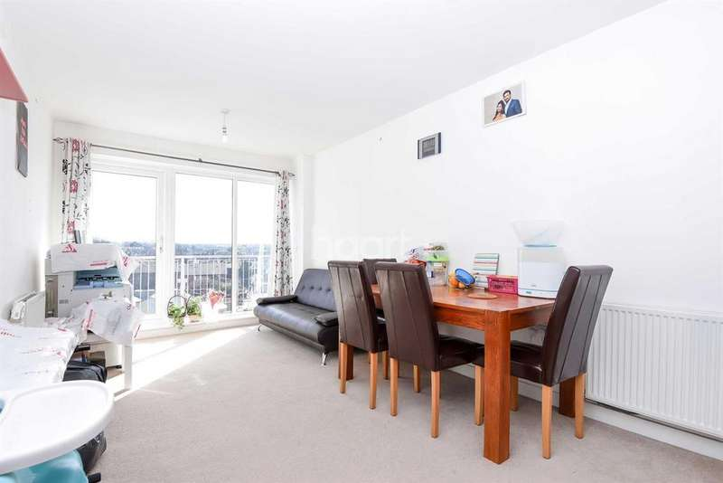 2 Bedrooms Flat for sale in Croydon, CR0