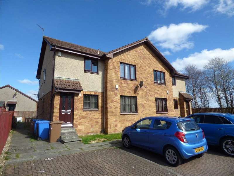 2 Bedrooms Flat for sale in 5 Standhill Court, Bathgate, West Lothian, EH48