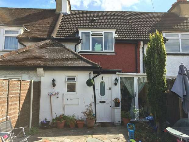 3 Bedrooms Terraced House for sale in Horton Hill, Epsom