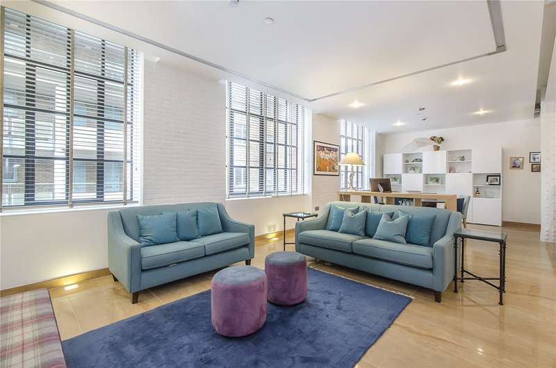 3 Bedrooms Flat for sale in Douglas House, Douglas Street, London, SW1P