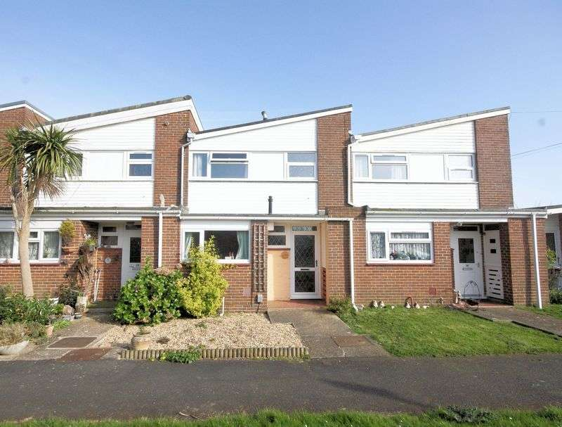 3 Bedrooms Terraced House for sale in Mabey Close, Alverstoke, Gosport