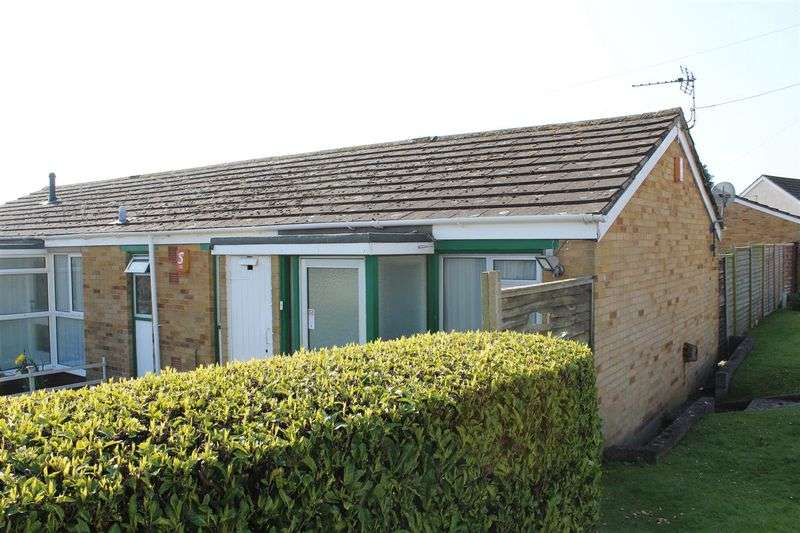 1 Bedroom Semi Detached Bungalow for sale in Friar Avenue, Weston-Super-Mare