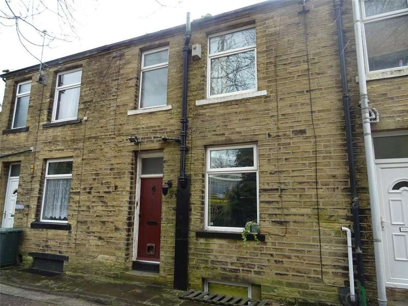 1 Bedroom Terraced House for sale in Granville Place, Allerton, Bradford, West Yorkshire, BD15