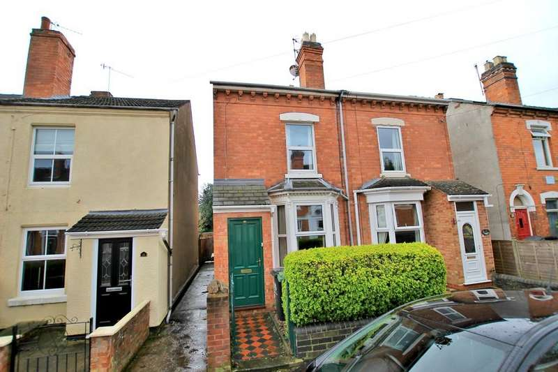 3 Bedrooms Semi Detached House for sale in Nelson Road, ST JOHNS
