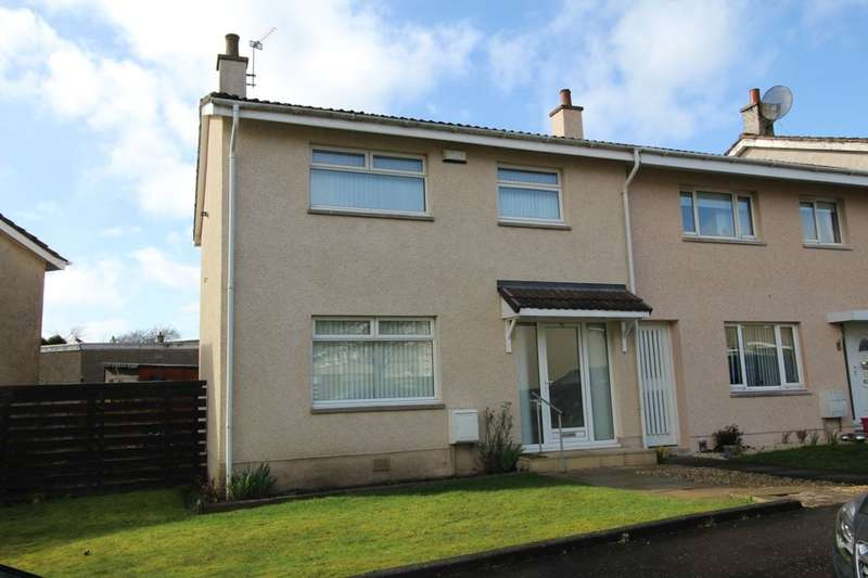 3 Bedrooms Property for sale in Dawson Avenue, East Kilbride, Glasgow, G75