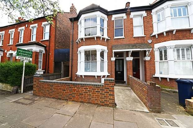 5 Bedrooms End Of Terrace House for sale in Bedford Road, East Finchley, N2