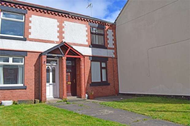2 Bedrooms End Of Terrace House for sale in Windsor Road, New Broughton, Wrexham