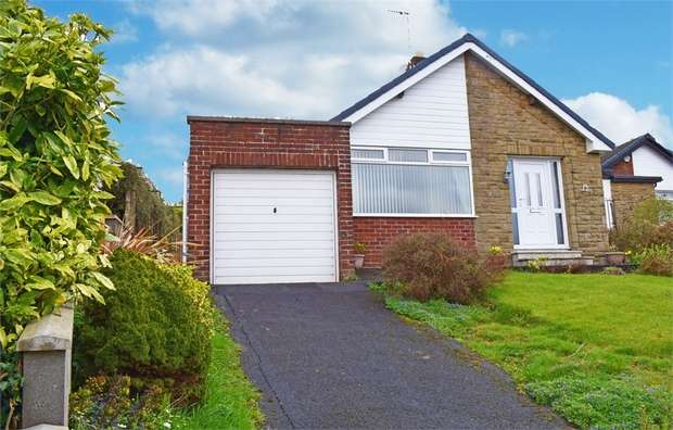 2 Bedrooms Detached Bungalow for sale in Sunnyside Close, Bagillt, Flintshire