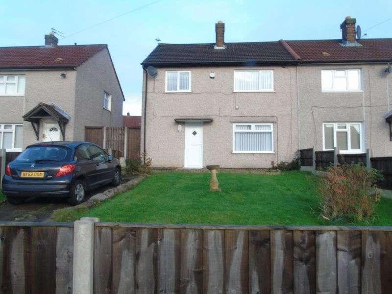 3 Bedrooms Semi Detached House for sale in Coronation Drive, Prescot