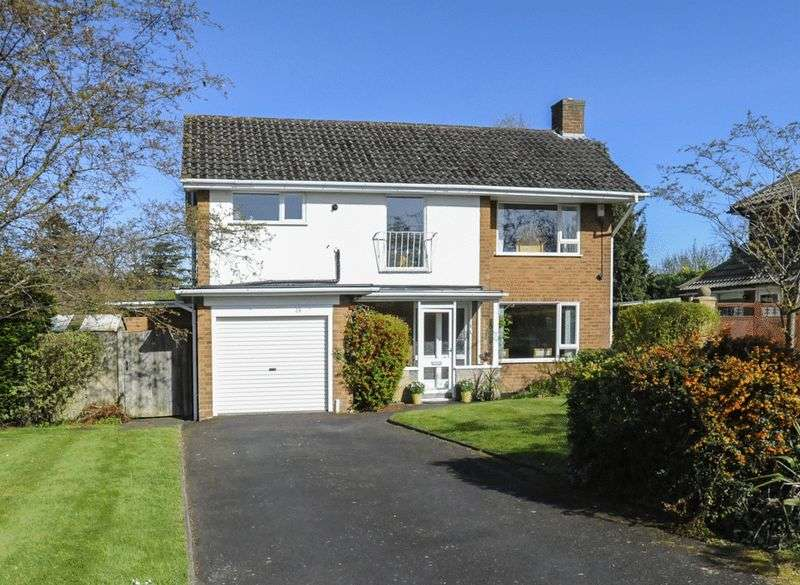 3 Bedrooms Detached House for sale in The Parklands, Pedmore, Stourbridge