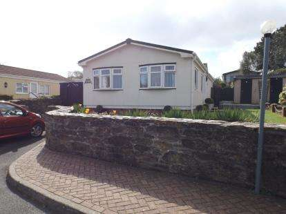 2 Bedrooms Mobile Home for sale in Wheal Seaton, Camborne, Cornwall