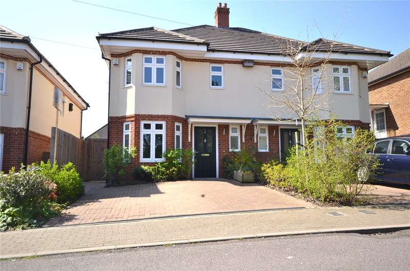 4 Bedrooms Semi Detached House for sale in Irvine Close, Whetstone, London, N20