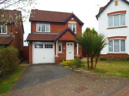3 Bedrooms Detached House for sale in Pochard Rise, Norton, Runcorn, WA7