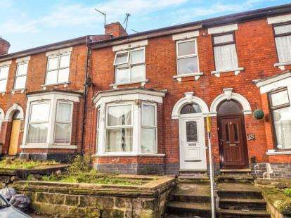 4 Bedrooms Terraced House for sale in St. Thomas Road, Derby, Derbyshire