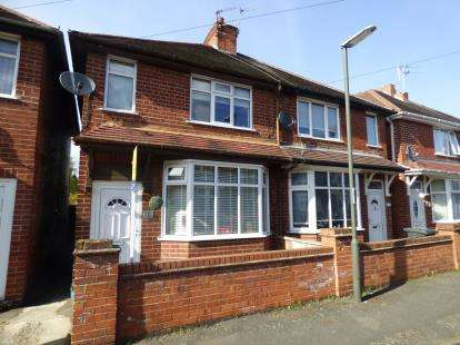 2 Bedrooms Semi Detached House for sale in Cavendish Road, Long Eaton, Nottingham