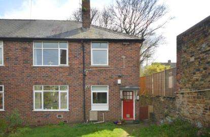 2 Bedrooms Flat for sale in Bosville Road, Crookes, Sheffield