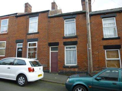 2 Bedrooms Terraced House for sale in Nettleham Road, Sheffield, South Yorkshire