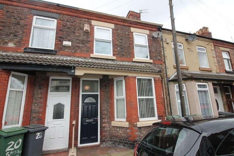 2 Bedrooms Terraced House for sale in Shaw Street, Birkenhead