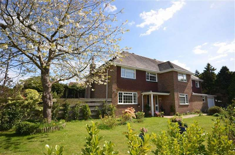 5 Bedrooms Property for sale in Swiss Close, Farnham