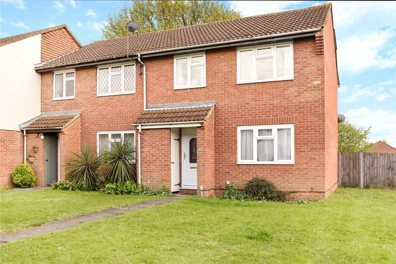 3 Bedrooms End Of Terrace House for sale in Brambles Farm Drive, Hillingdon, Middlesex, UB10