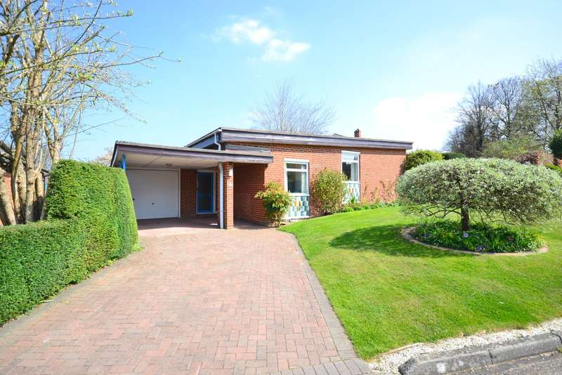 3 Bedrooms Detached Bungalow for sale in Merrow