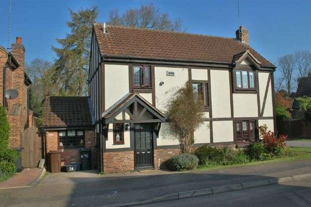 4 Bedrooms Detached House for sale in Duston Wildes, Duston, Northampton NN5 6NR