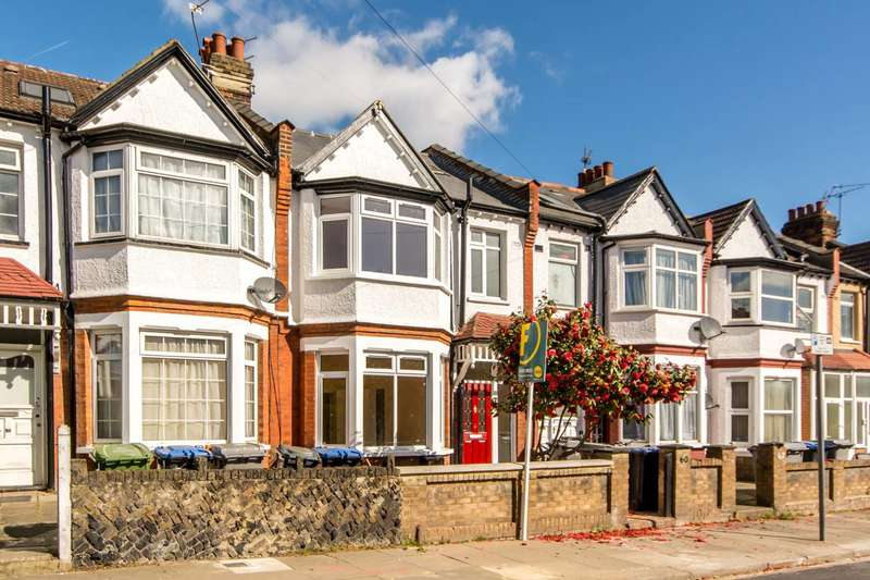 4 Bedrooms Terraced House for sale in Lancaster Road, Dollis Hill, NW10