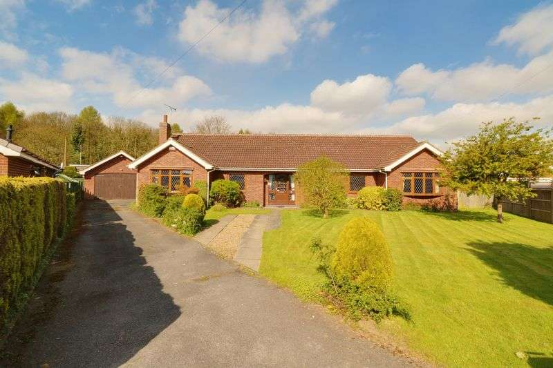 4 Bedrooms Detached Bungalow for sale in Appleby Gardens, Broughton